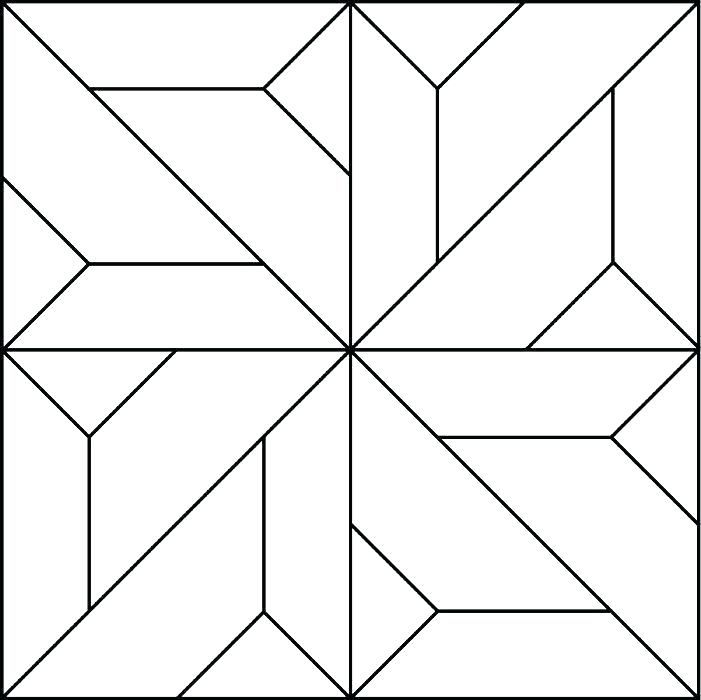Quilting Coloring Books Quilt Coloring Pages Quilt Pattern