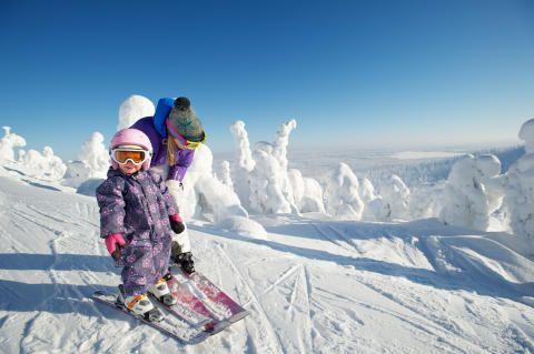 Sticky: The best family ski holidays