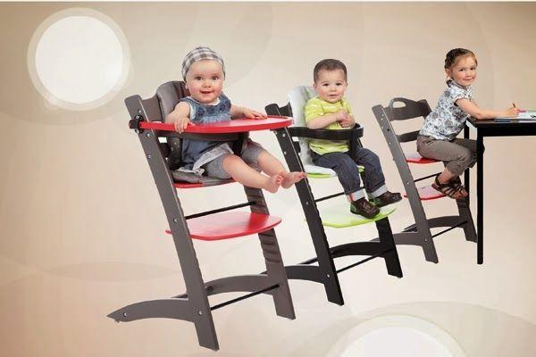 Test de la chaise haute badabulle par Maman voit la vie en Bio
