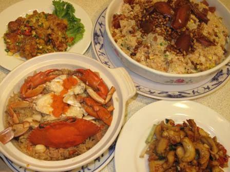 海鮮ならどれもハズレなし「儂來餐廳」   歩く台北(台湾)