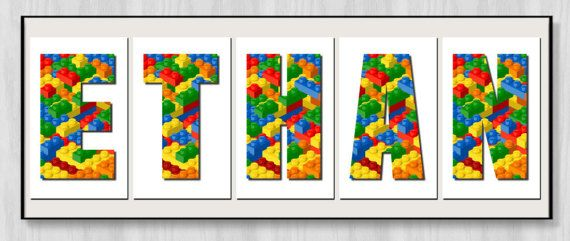 Lego Wall Art Lego Prints Lego Art Lego Bedroom Lego
