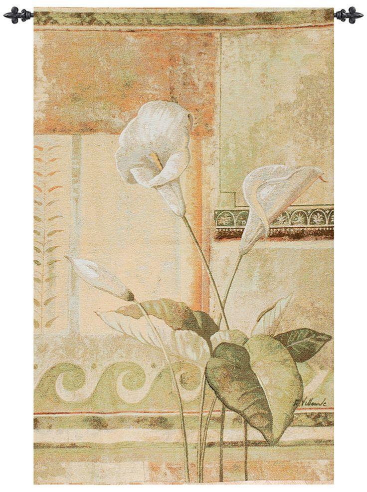 Le jardin botanique tapestry tentures - Faire pousser citronnier ...