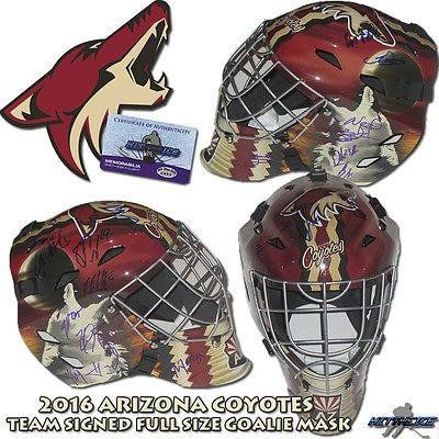 Arizona Coyotes Full-sized Helmet