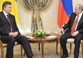 16-Dec-2013 17:35 - 'RUSLAND LEENT OEKRAÏNE 11 MILJARD EURO'. Oekraïne onderhandelt met Rusland over een lening van 10,9 miljard euro. President Viktor Janoekovitsj reist morgen naar Moskou, melden ingewijden rond de onderhandelingen van vandaag. Moskou en Kiev praten ook over de prijs die Oekraïne betaalt voor het gas dat het van Rusland betrekt. Het Russische ministerie van Financiën erkent dat er wordt gesproken over een lening.