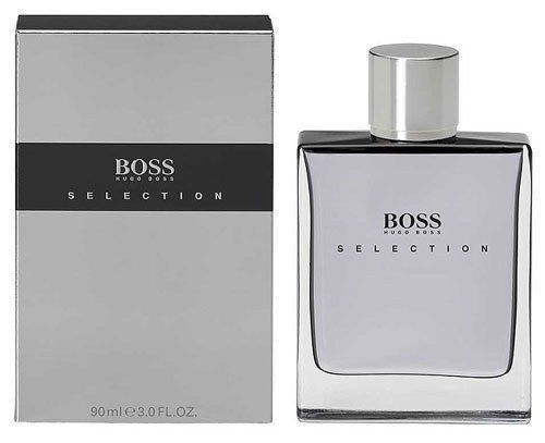 Boss Selection by Hugo Boss 3.0 oz EDT Cologne for Men New In Box (Only Ship to United States)