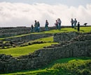 Hadrian's Wall   #10 on the World Heritage Sites of the UK.
