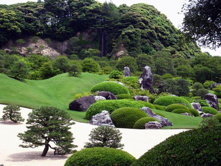 Лучшие фотографии со всего света - Японские сады в фотографиях