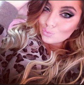 Girlicious Beauty : Makeup Tutorial Inspired by Arabian Women