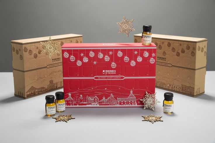 This Whiskey Advent Calendar Is the Best Way to Count Down to Christmas — Food News