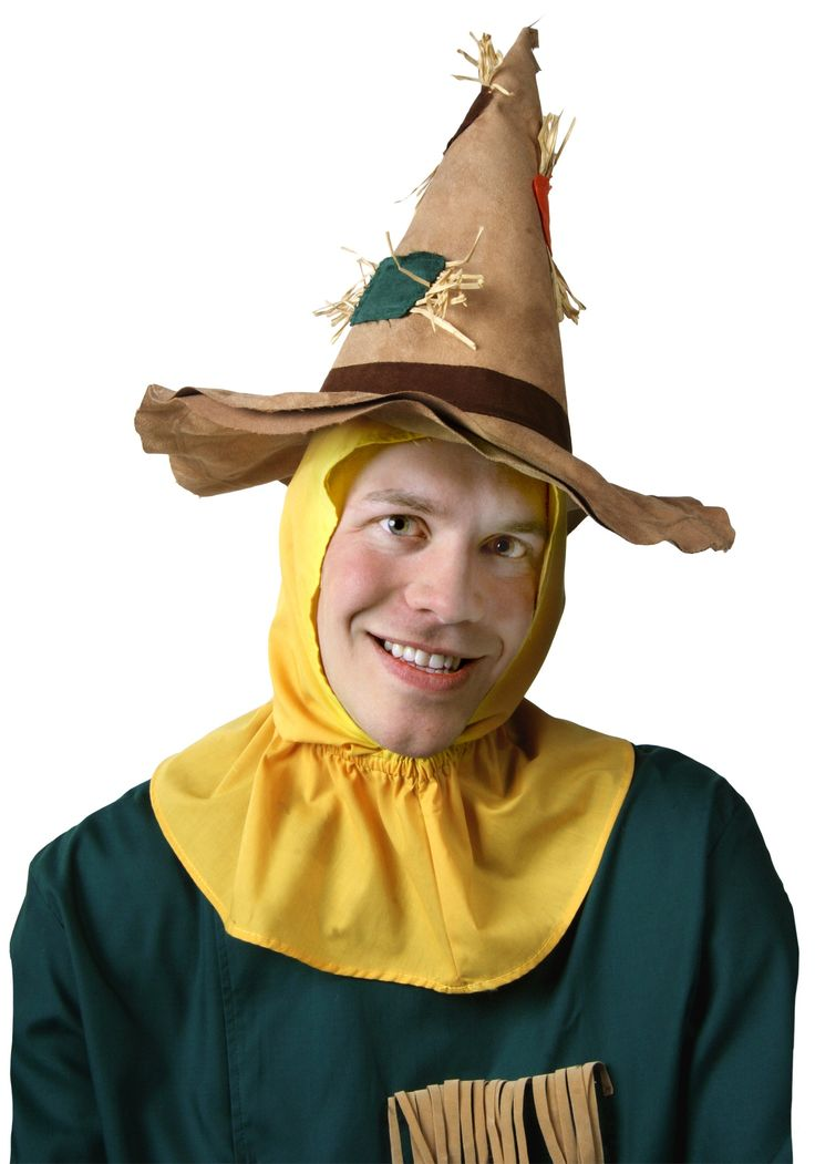 Adult Scarecrow Character Hat