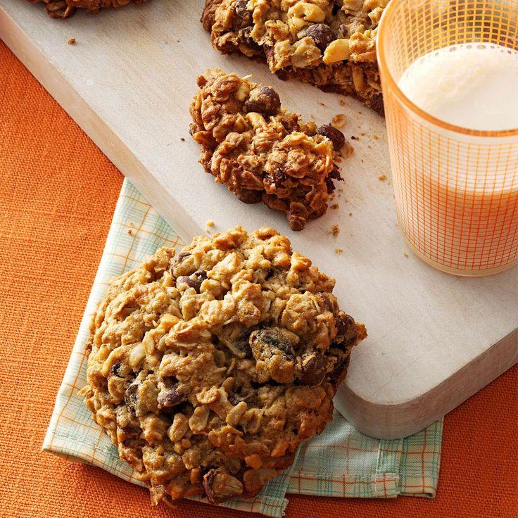 Wyoming Whopper Cookies Recipe | Taste of Home
