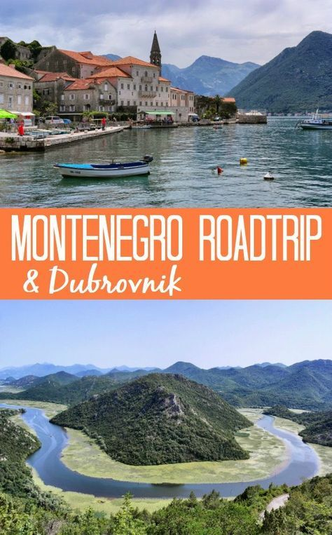 Der perfekte Dubrovnik & Montenegro Road Trip in 4 Tagen