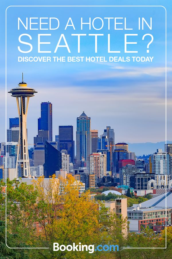 Surrounded by unmatched natural beauty, take a trip to Seattle and discover why it's become one of the West Coast's hottest destinations. Check out panoramic views from the top of the Space Needle, visit the original home of Starbucks or take a trip to the world-famous Pike Place Fish Market. Book your trip today.