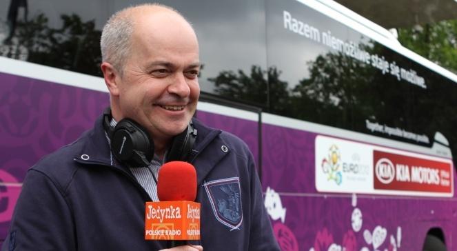 Tomasz Zimoch, komentator sportowy Radiowej Jedynki, http://www.polskieradio.pl/7,Jedynka