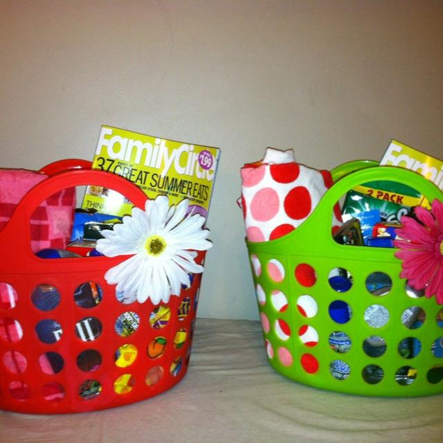 End of year Teacher gift...Logan's preschool teachers.