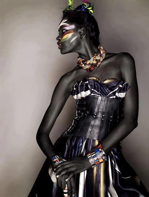 African Tribal Fashion Designers