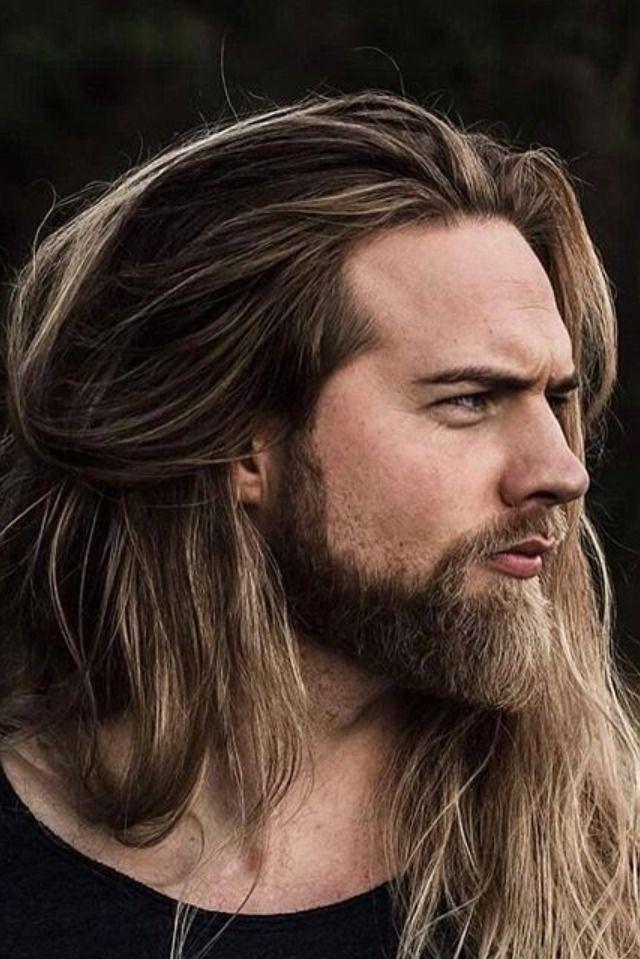 langhaar männer frisuren - frisur stil
