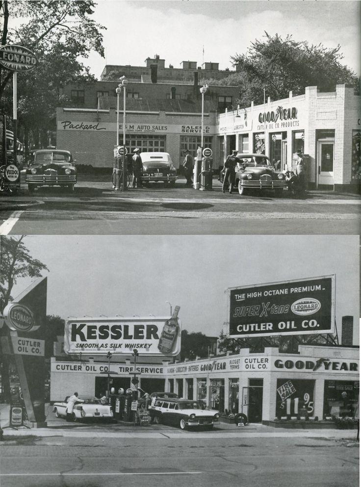 Lansing Car Dealerships >> 445 best Gas station stuff images on Pinterest   Filling ...