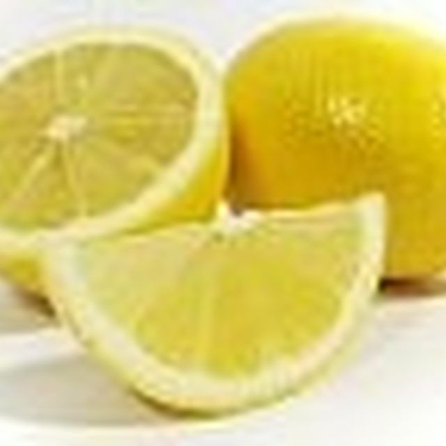 Lemon Water Colon Cleanse