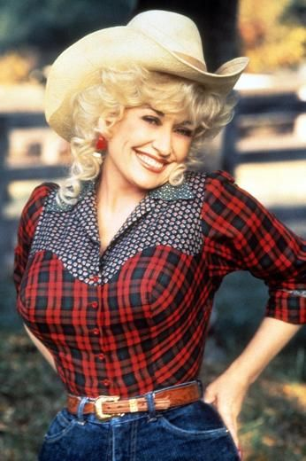 Dolly Parton, First Lady of country music, on her goddaughter, Miley Cyrus