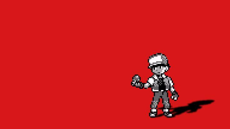 1920x1080 HD Widescreen pokemon firered version