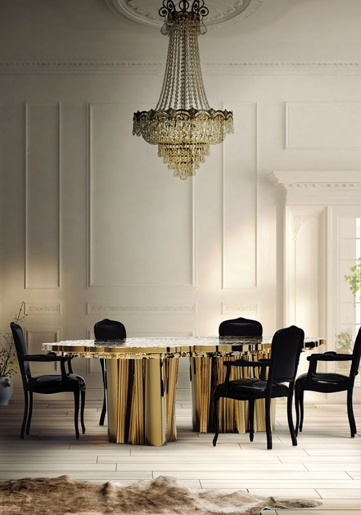 Boca Do Lobo Isaloni Interior Design Luxury Decoration Trends 2014