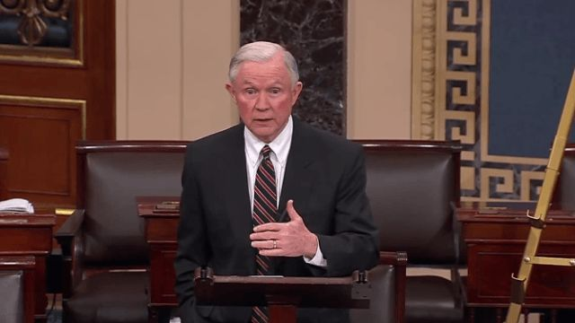 CATHAY: Why not Jeff Sessions in 2016? | Communities Digital News