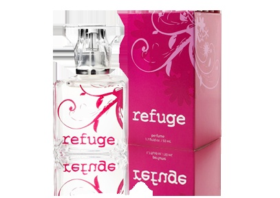 Refuge perfume from Charlotte Russe. It smells heavenly and costs ten bucks. They discontinued it but brought it back. Hallelujah.