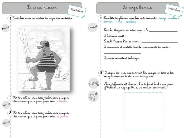 Berühmt 147 best ECOLE : vocabulaire images on Pinterest | French language  PE26