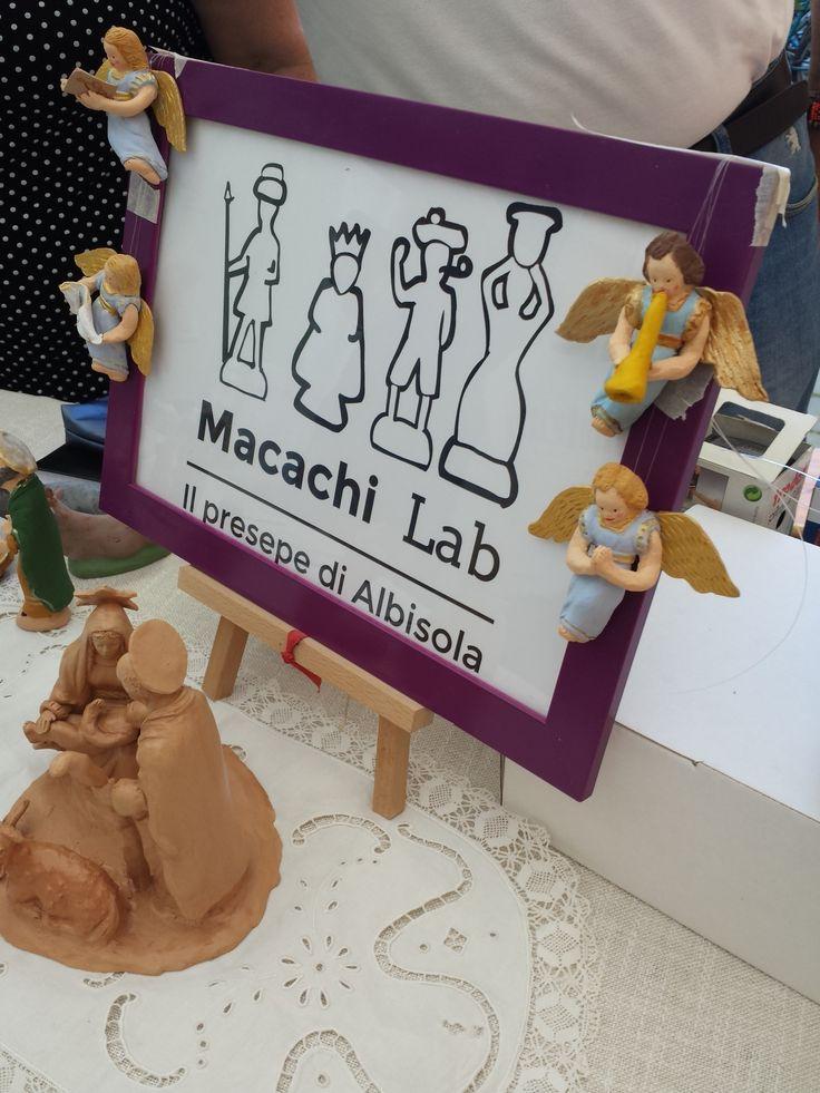 Un successo la presenza di Macachi LAB ad Albissola Magna! 18 luglio 2014