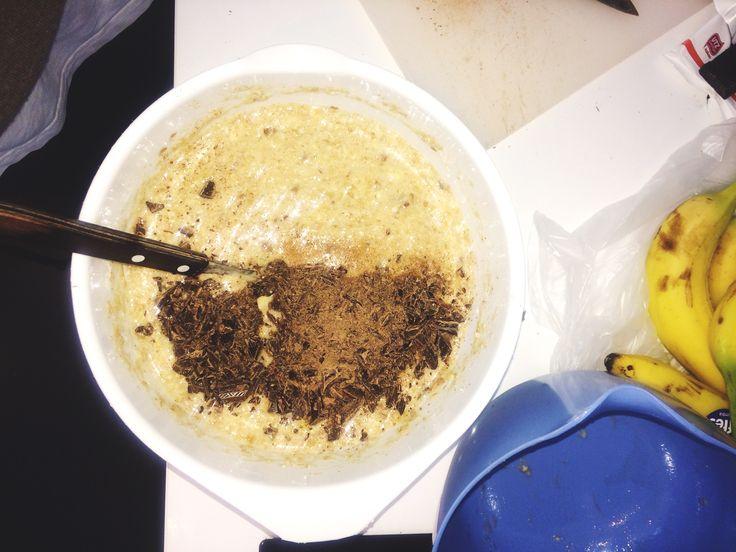 Banana muffins - step 10