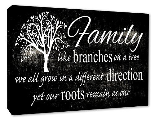 Like Branches On A Tree Quote: 9 Best Images About FAMILY LIKE BRANCHES ON A TREE..WALL