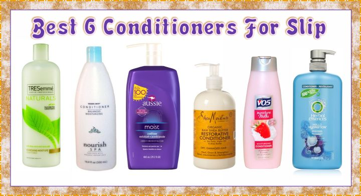 best 6 conditioners for natural hair. ♡