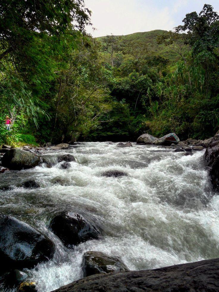 Rio Pance Near Cali by papatheo on deviantART