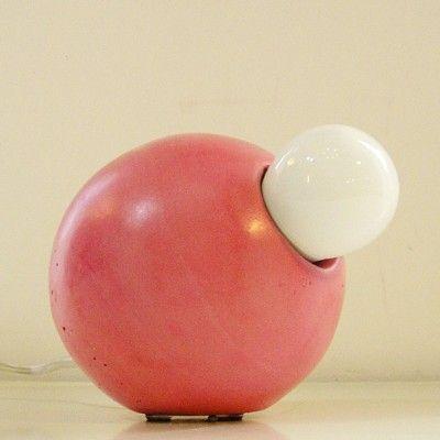 YaU concept _ YaU blog _ MONOLIT_pink monolit _ pink lamp _ yaushop_moolitroz