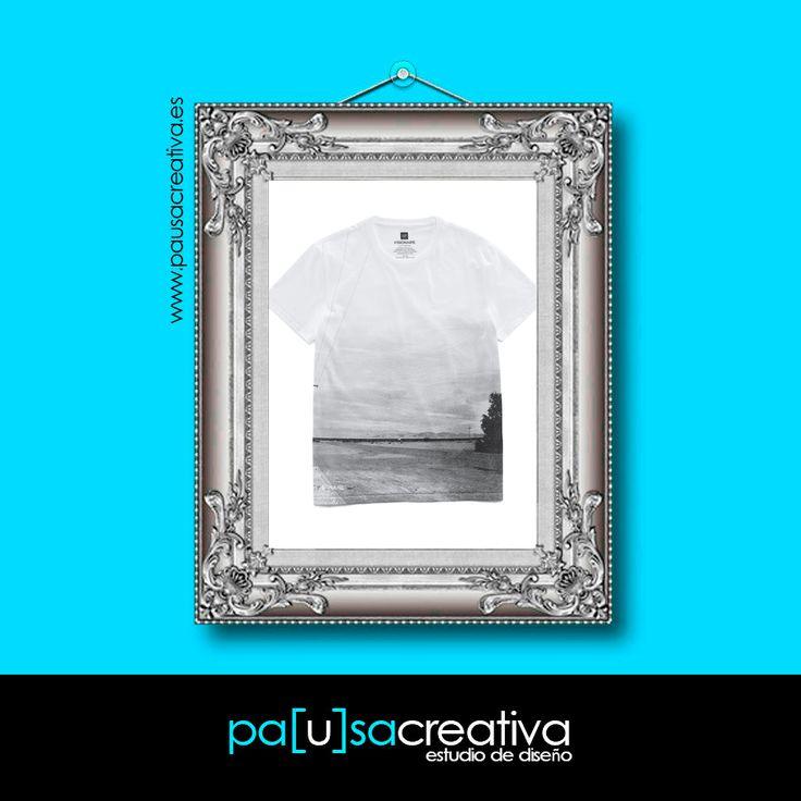 Las camisetas creativas de Gap and Visionaire on http://www.pausacreativa.es/blog