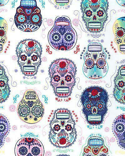 wallpaper additionally sugar skull - photo #47