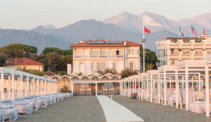 Tuscany, Forte Dei marmi, Villa Grey,