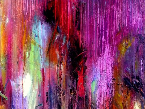 Detail from The Emotional Creation #47