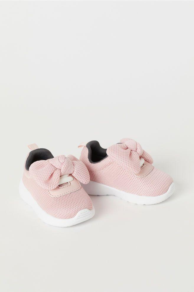Sneakers - Light pink - Kids   H\u0026M US