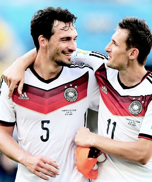 Mats Hummels - Miroslav Klose #footballislife