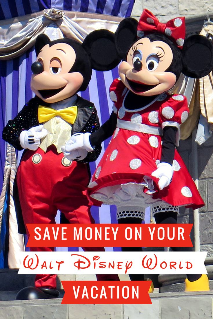 Save Money on Your Walt Disney World Vacation – Planning Tips to Save Money