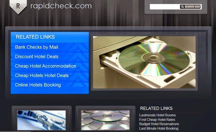Rapid Check est une application de harcèlement et publicitaires mortelle qui est programmé pour se automatiquement induite sur tout système informatique sans demander la permission. Car elle agit comme une extension de navigateur, il peut être facilement ajouté sur nay des navigateurs Web connus.