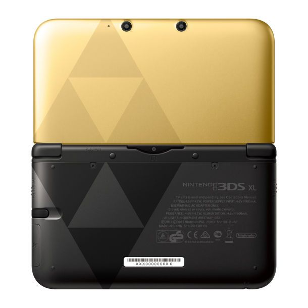 The online Nintendo store has recently put up a refurbished Zelda edition 3DS XL for sale. It is part of a package being sold for $150 USD.