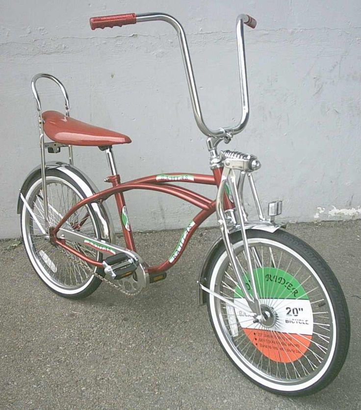 12 best lowrider bikes images on pinterest