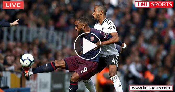 Arsenal Vs Fulham Epl1 English Premier League Premier League Matches Premier League