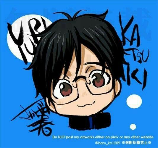 Yuri on Ice!!: Yuri Katsuki