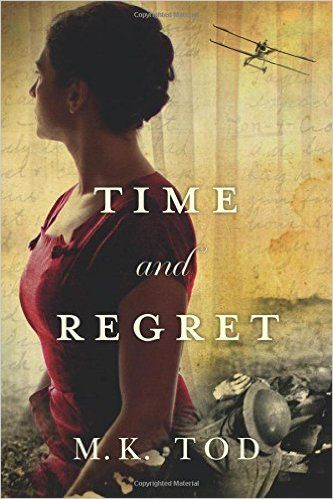 Time and Regret by M.K. Tod. When Grace Hansen finds a box belonging to her beloved grandfather, she has no idea it holds the key to his past—and to long-buried family secrets. In the box are his World War I diaries and a cryptic note addressed to her. Determined to solve her grandfather's puzzle, Grace follows his diary entries across towns and battle sites in northern France