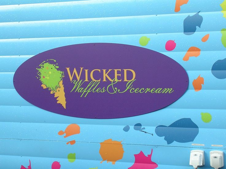 For our exciting last weekend of Term 1 Wicked Waffles & Icecream will join us.  They have eftpos facility and here is their menu and price list:  Hardserve icecreams - cone $4.50.  cup $4 Waffle Dogs on sticks $4 Fudge Puppies on sticks $4.50 Small waffles $6 Large waffles $8 Milkshakes $5 Smoothies $6.50 Thickshakes $7 Banana splits $10 Hot Fudge Sundae $7  Yum, yum, yum Philip Plowman  https://www.facebook.com/wickedwafflesandicecream