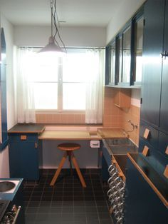 Image result for FARNSWORTH HOUSE kitchen